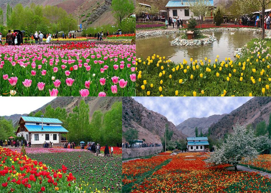 باغ لاله گچسر کرج - جاهای دینی کرج استان البرز