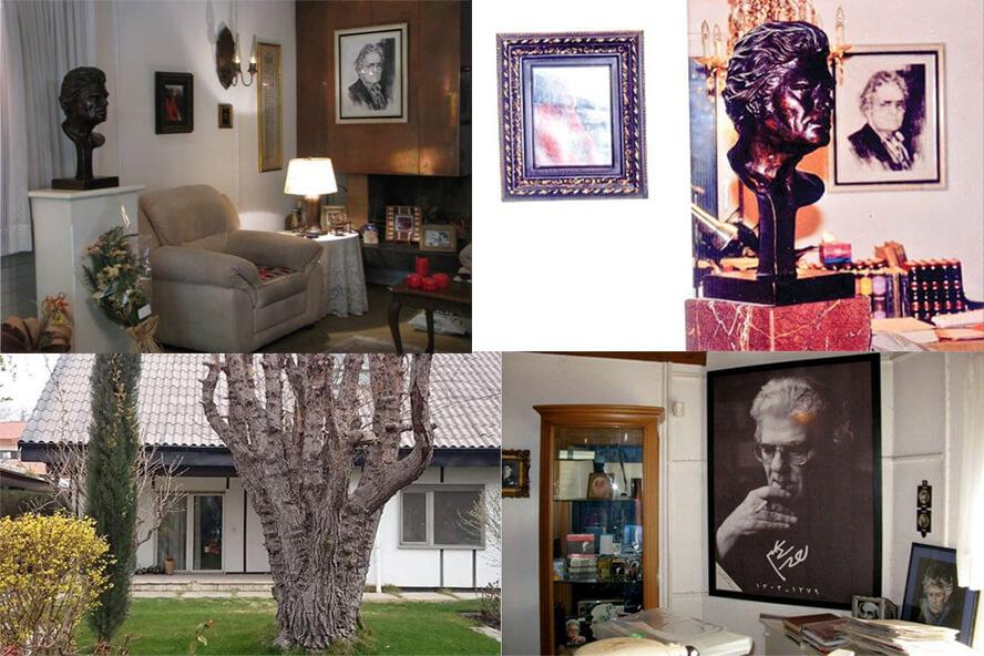 خانه و موزهی احمد شاملو